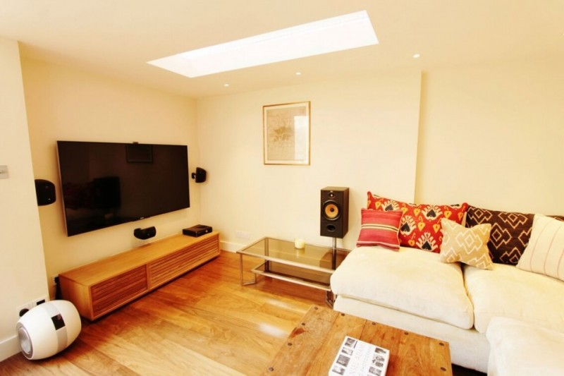 Home Cinema Design Amp Installation London Inspired