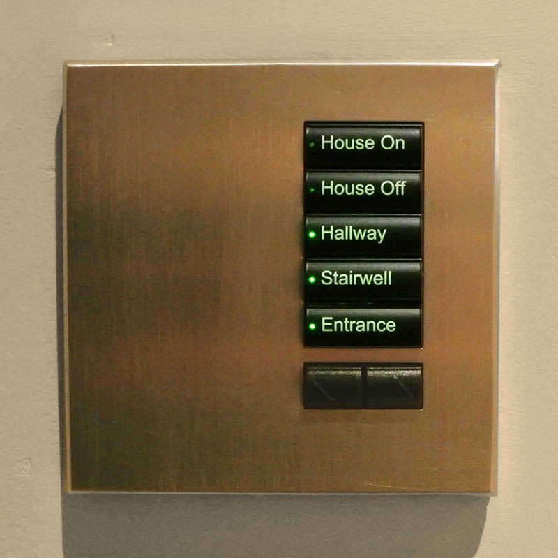 Knightsbridge Developments Home Automation Inspired