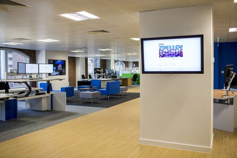 Office Audio Visual System