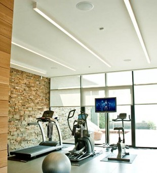 Total Home Controll: Gym
