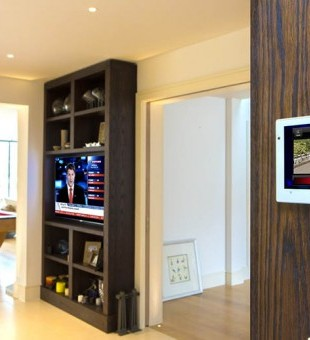 Integrating your door entry into a Control4 system allows you to see who's at your front door, communicate with your visitors and open the door or gate – all without moving from your seat. Visible on smartphones, tablets, televisions and on-wall/ portable touch screens.