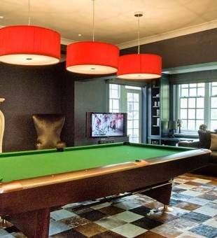 London Smart Home Entertainment: Games room