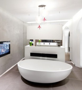 Audio Visuals shouldn't just be limited to your living area. Integrate your favourite playlists, stored media and lighting to create the perfect atmosphere.