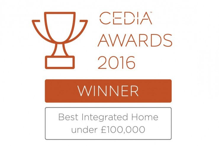 CEDIA Award Winners!