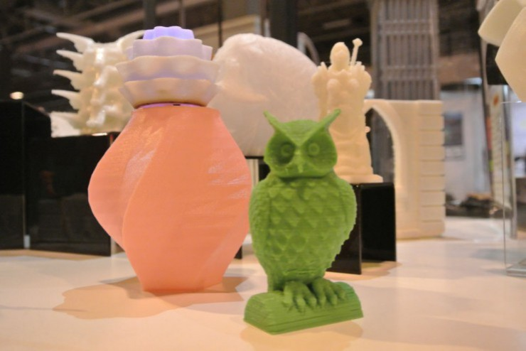 Experts hope the additive techniques involved in 3D printing will revolutionize medicine. And make some cracking tiny owls.